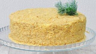Классический торт МЕДОВИК. Самый вкусный рецепт торта медовика.