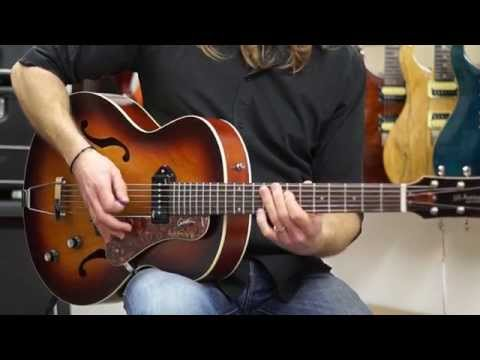 Godin 5th Avenue Kingpin Demonstration