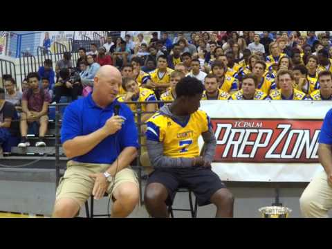 PrepZone on the Road at Martin County High School