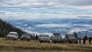 Jeep Cherokee vs Nissan Patrol - Montenegro mountains Part 2