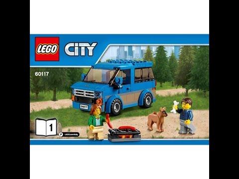 Allo. Ua ➤➤➤ купить ☆ лего сити ☆ рассрочка 0% ✓ отзывы. (60117) · купить конструктор lego city great vehicles фургон и дом на колёсах ( 60117).
