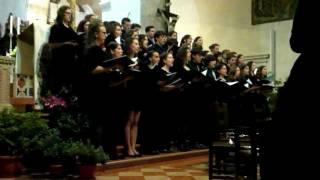 """Matona Mia Cara - Coro del Liceo """"Stellini"""" (Udine)"""