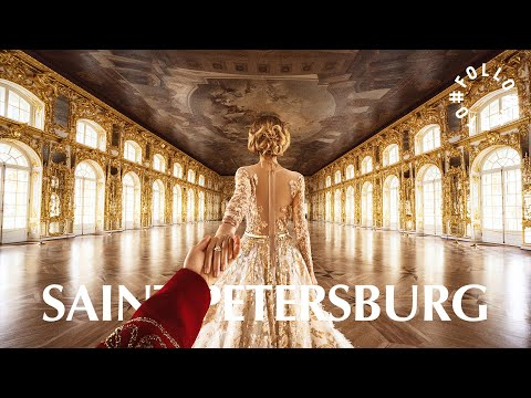 #FollowMeTo Saint-Petersburg