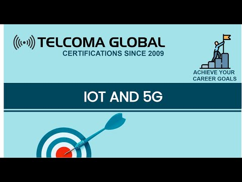 IOT and 5G by TELCOMA