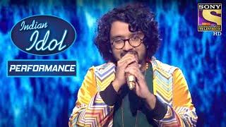 Nihal न द Bheege Hont Tere प Beautiful Performance I Indian Idol Season 12