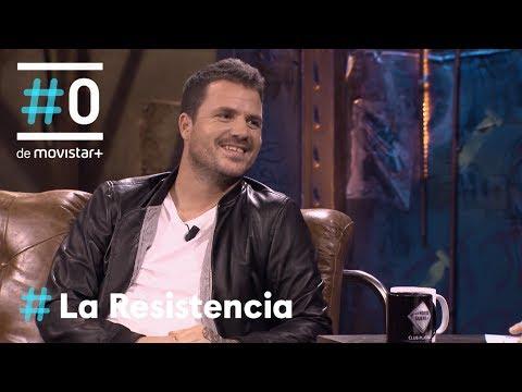 LA RESISTENCIA - Entrevista a Dani Martín   #LaResistencia 23.10.2018