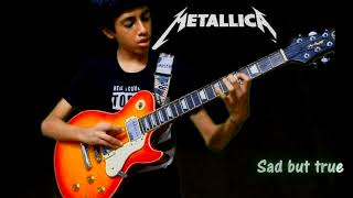 Sad but True - Metallica | Guitar cover by Akshin