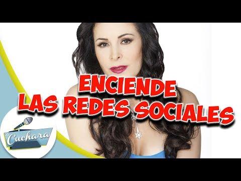 Lourdes Munguía es comparada con Maribel Guardia I LA CUCHARA