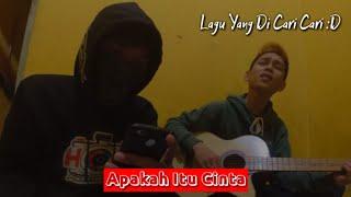 Download Apakah Itu Cinta - Happy Asmara (Lagu Viral Hendra Haeruna 2020) Official Musik Drahod Haeruna