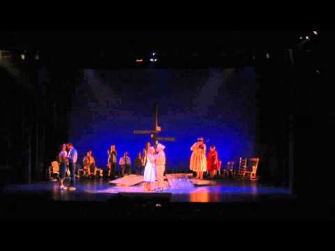Bring Me To Light - VIOLET Ball State University Department of Theatre and Dance