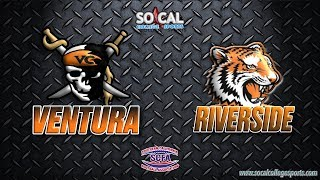 SCFA Football Playoffs: Ventura at Riverside - 11/18 - 6pm
