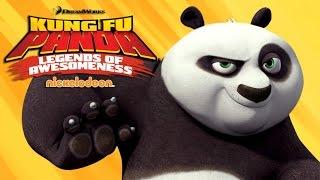 Kung Fu Panda Theme Song with Lyrics (Legends of Awesomeness)
