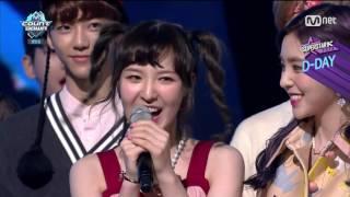 (160922) M Countdown -  Red Velvet  -  Ending [1080p]