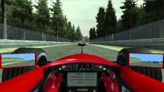 F1 2002 Gameplay - Belgium