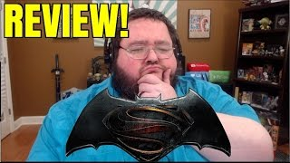 Batman Vs Superman REVIEW - 1st Half Spoiler Free!