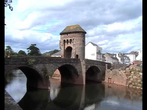 The River Wye in one minute