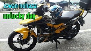UNLUCKY DAY | IZWAN NOHAZA | Y15ZR