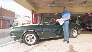 1967 Chevy Pro Touring Camaro for sale with test drive, driving sounds, and walk through video
