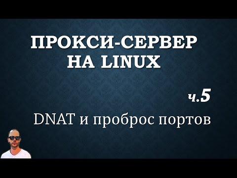 Прокси+firewall. Часть пятая, DNAT или проброс портов.