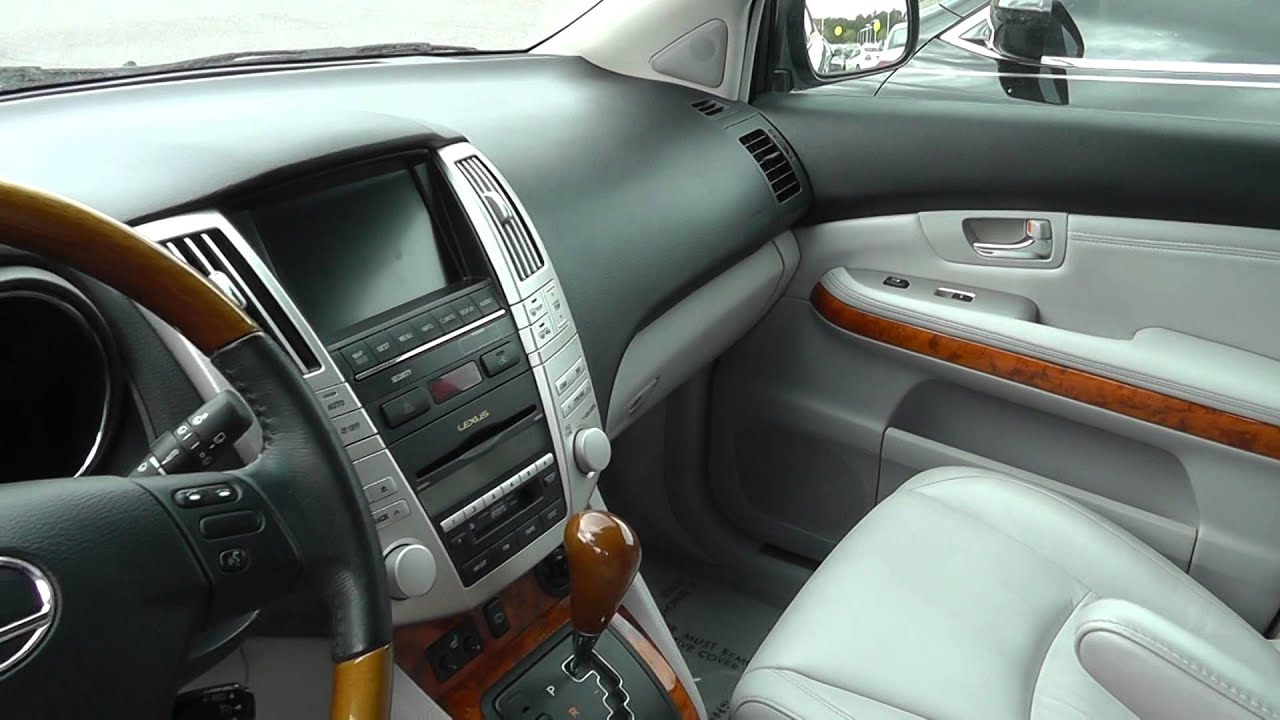 2009 Lexus RX350 for sale daphne al used lexus for sale used