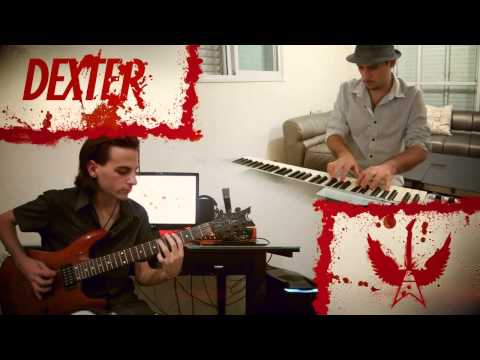 EPIC PIANO/GUITAR COVER - Dexter Blood Theme