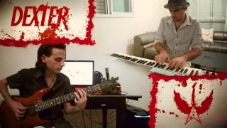 Dexter Blood Theme - Piano / Guitar Rock Cover (Daniel Licht)
