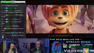 Ratchet & Clank (2016) is now UNBOUND! 60fps stream is go!