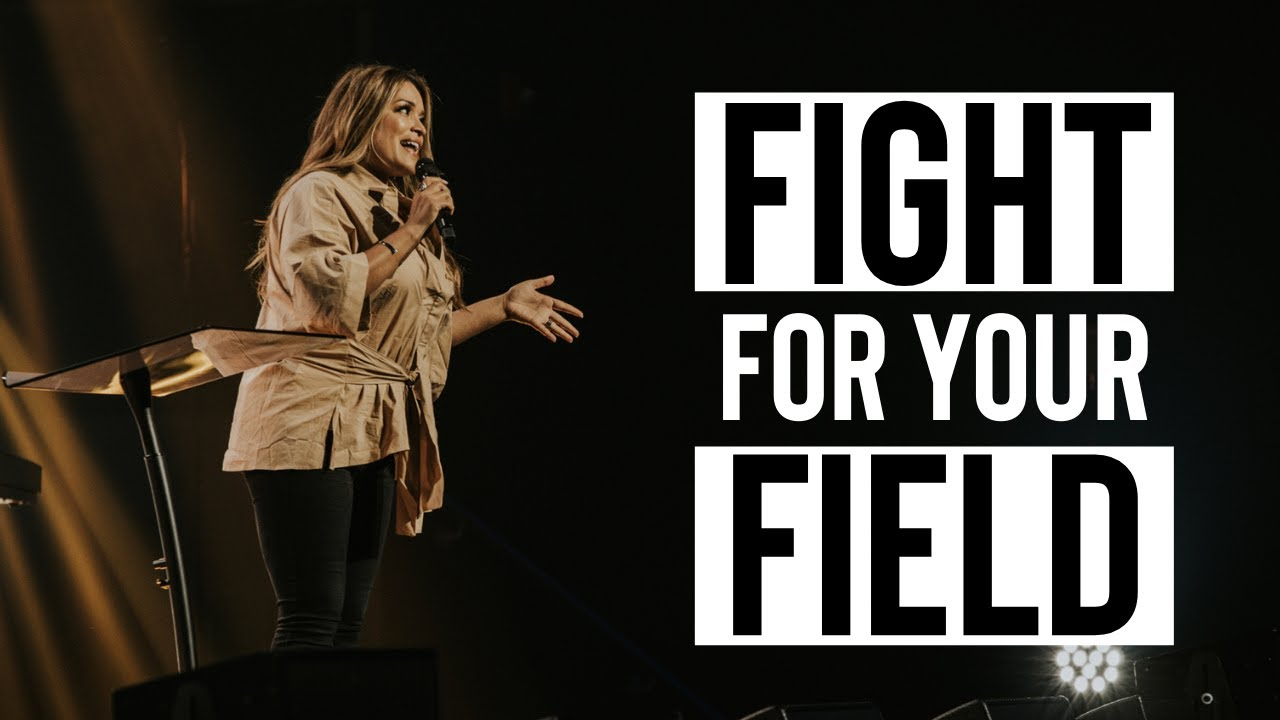 Fight For Your Field || Bianca Olthoff