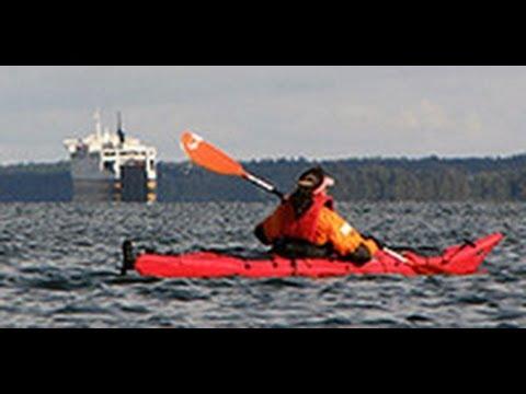 Finland, kayak tour Aland islands