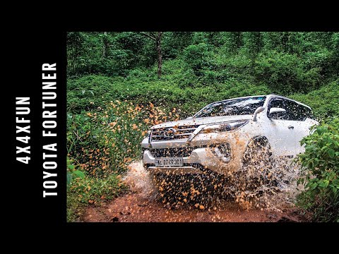 4 x 4 x Fun - Off-roading with the Toyota Fortuner | Sponsored Feature