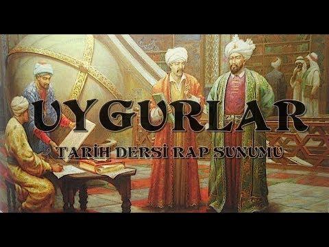 5) Uygurlar | Tarih Dersi Rap Sunumu