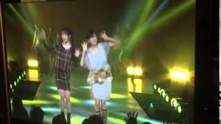 白間美瑠 Shiroma Miru【NMB48】ファッションSHOW!!2015.11.26.