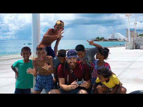 Ebeye Island Drone Tour Marshall Islands