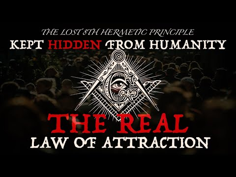 EX-Occultist Reveals Hidden Knowledge: The Master Key - Law Of Attraction (33rd Degree Knowledge)