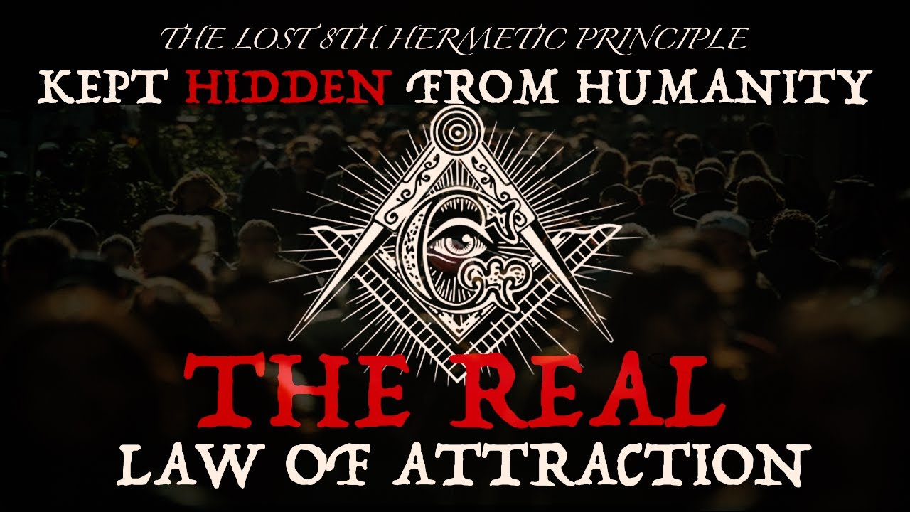 Download EX-Occultist Reveals Lost Knowledge: The Master Key - Law Of Attraction (33rd Degree Knowledge)