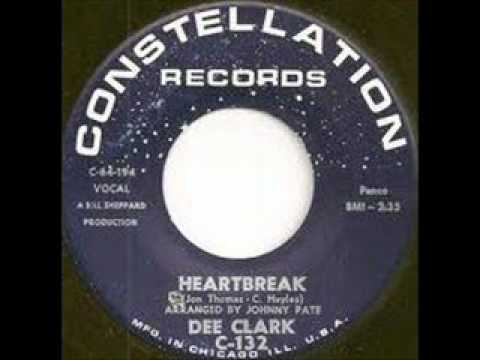 Dee Clark - Heartbreak