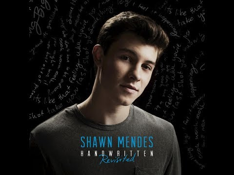 "DOWNLOAD ""HANDWRITTEN REVISITED"" BY SHAWN MENDES"