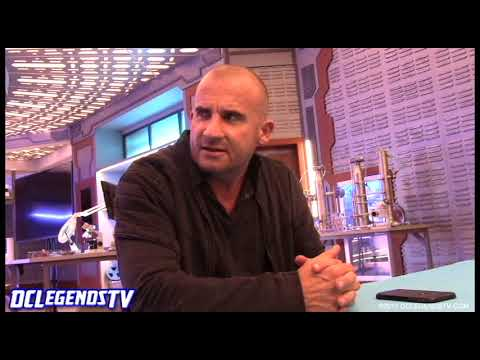 """Dominic Purcell Previews """"Crisis on Earth-X"""" 