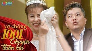 Diễn viên HOÀNG MÈO và VỢ gây NÁO LOẠN Vợ Chồng Son với 12 lần HÔN NÓNG BỎNG 😂  VCS