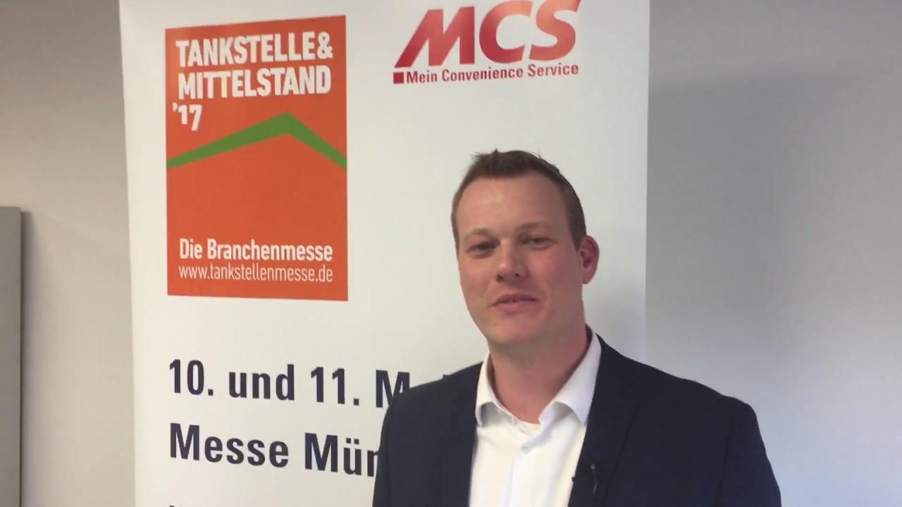 MCS - Shoplieferant mit Gesicht: Daniel Knüver lädt zur Messe ...