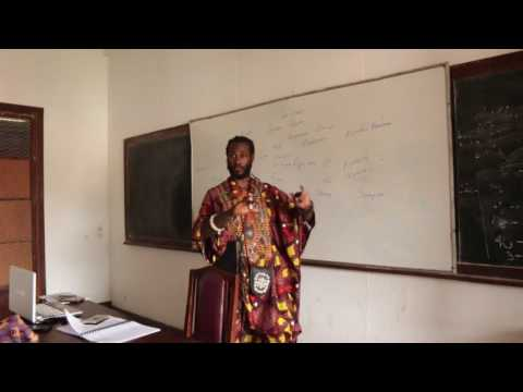 [PART 2] UGRC Language Proficiency - Asante Twi - 14 April 2017