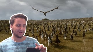 Game of Thrones Season 7 Official Trailer REACTION / Игра престолов (7 сезон) РЕАКЦИЯ