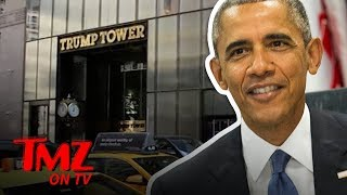 Obama Ave. In Front Of Trump Tower Might Actually Happen | TMZ TV