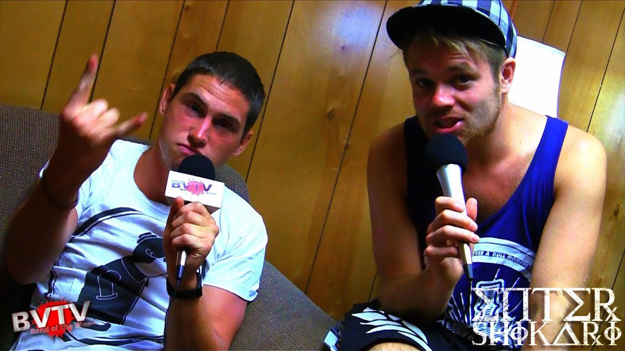 Enter Shikari Interview at Warped Tour 2011 - BVTV