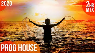 ♫ Progressive House Essentials 2020 (2-Hour Mix) ᴴᴰ