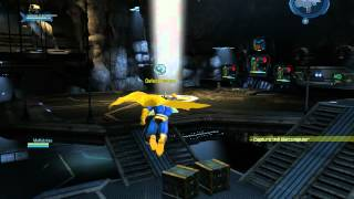 DCUO Legends- Dr. Fate Demo
