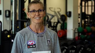 AFLW | Kate Starre's update ahead of round one