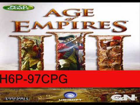 age of empires 3 product id