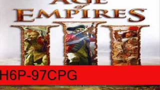 Age of Empires 3 CD KEY