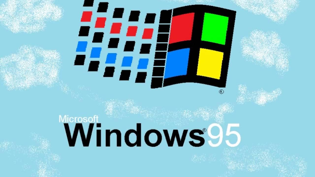windows 94 95 95plus 96 sound youtube